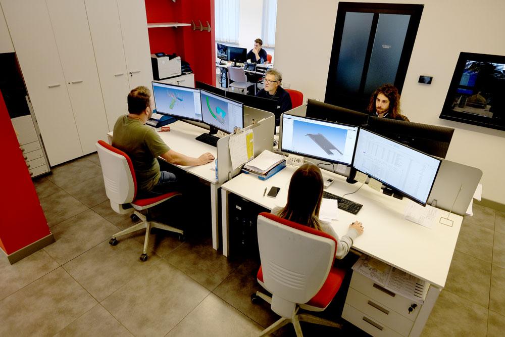 Ufficio Tecnico Inoxtek
